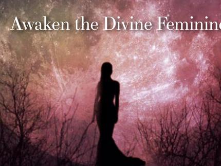 Three days awakening the divine feminine with Issa Blanco,  8.-10. November