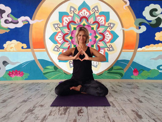 OPEN Class- Yin Yoga with Damaris on the 10th of June