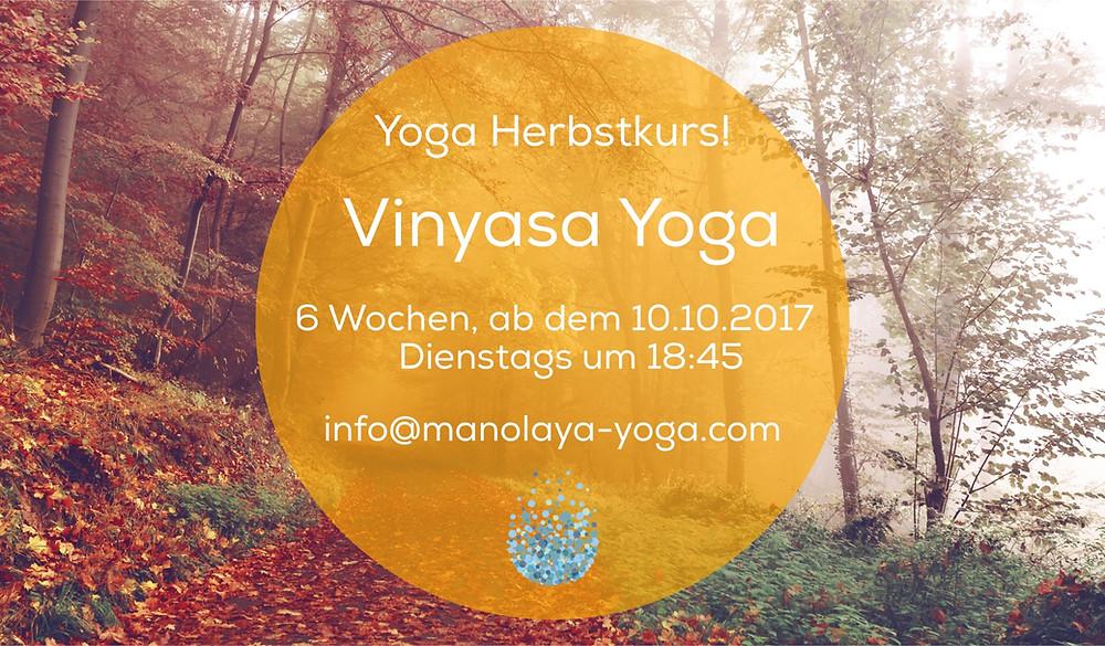 Yoga Herbstkurs