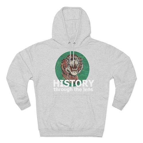 History Through The Lens Unisex Premium Pullover Hoodie