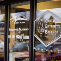 Center for Better balance chiropactic colorado springs
