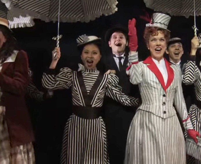 Hello Dolly at Curve Theatre, Leicester, UK
