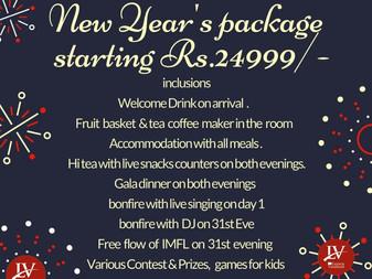NEW YEAR'S CELEBRATION Drink. Dance. Celebrate