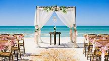 White-Linen-Dresses-For-Beach-Weddings-W