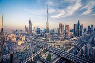 Dubai With Five Star Trio