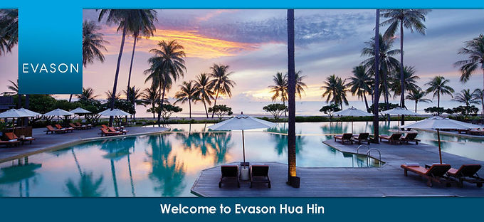 Tropical Thailand Break in Hua Hin