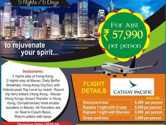 Hongkong and Macau