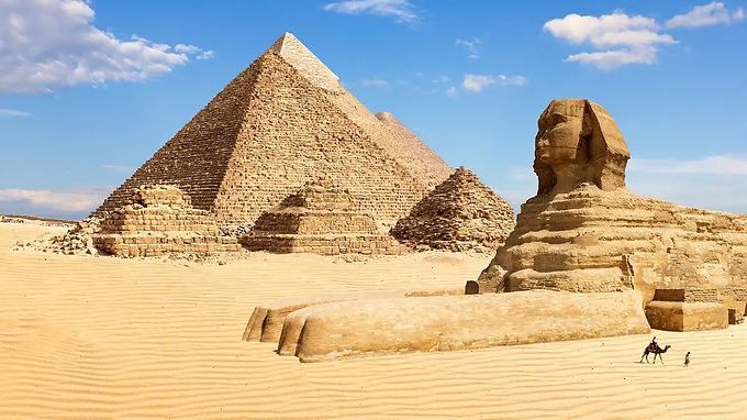 Highlights of Egypt: A Nine-Day Tour with Nile River Cruise and Internal Flight