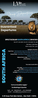 """Spectacular """"SOUTHAFRICA"""""""