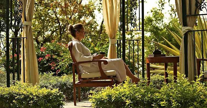 India's Best Luxury Wellness Destination Spa: Ananda in the Himalayas