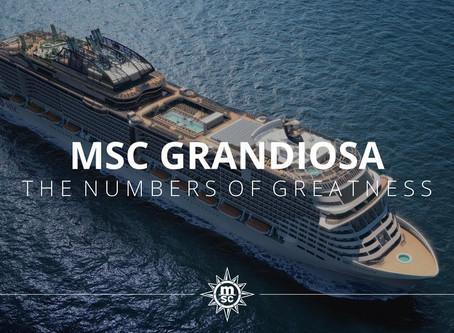 MEDITERRANEAN CRUISE MSC GRANDIOSA