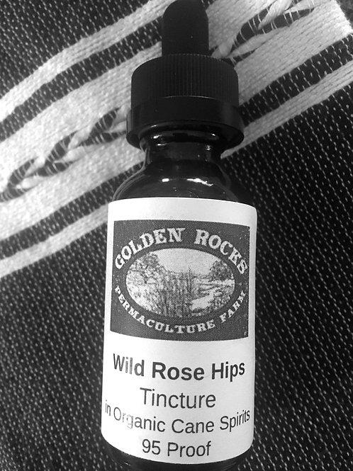 Wild Rose Hips Tincture