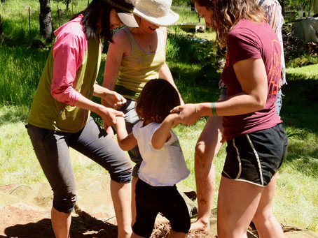 Empowering Women's Cob Workshop