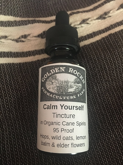 Calm Yourself Tincture
