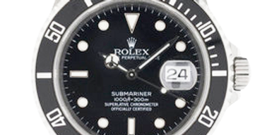 Submariner Date 16610 Z series