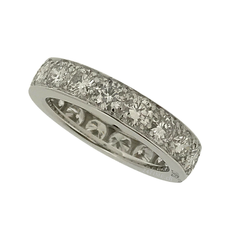 Bucherer Platinum Ring