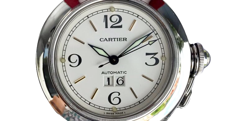 Cartier Pasha C