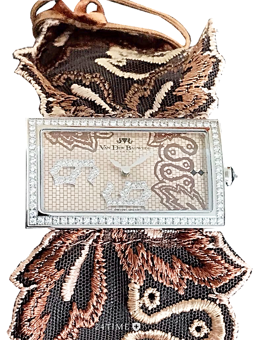 Van der Bauwede Lace Full Diamonds