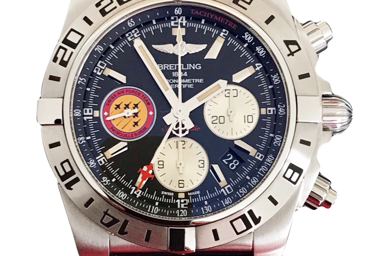 Breitling Chronographe GMT
