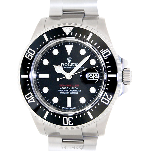 Rolex Sea-Dweller 50th Anniversary New