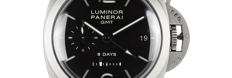 Panerai 8 Days GMT