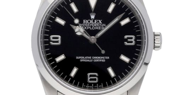 Rolex Explorer I 14270 Full Set