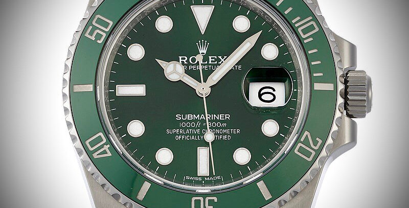 Submariner Date 116610LV