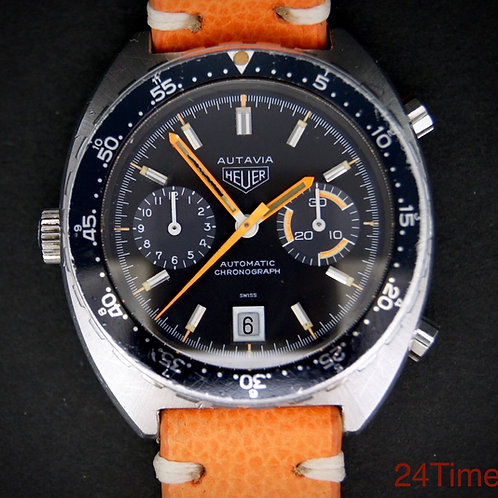 Heuer Orange Boy Vintage Reference 11630