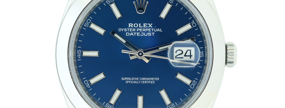 Rolex Datejust Oyster Perpetual 126300 Full Set