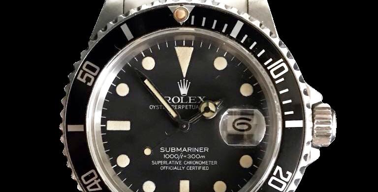 Rolex Submariner 16800 Year 1982'