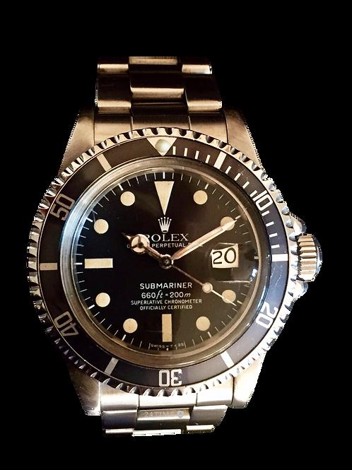 Rolex Submariner 1680 Year 1979'/80'