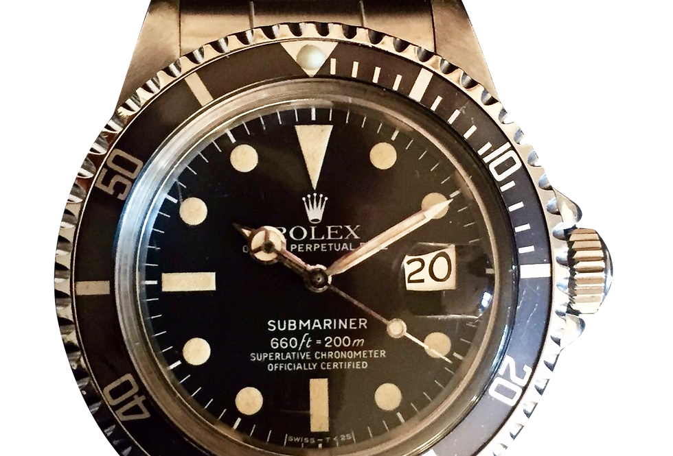 Rolex Submariner 1680 Year 1979'/80'