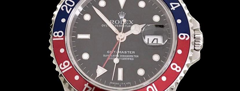 Rolex GMT Pepsi 16700 U Series