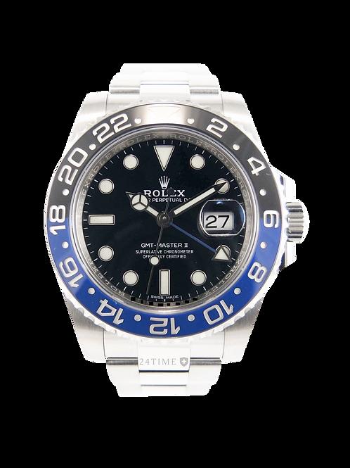 Rolex GMT 'Batman' 116710BLNR