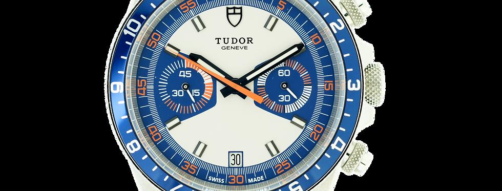 Tudor Heritage Chronograph Ref 7033B Full Set