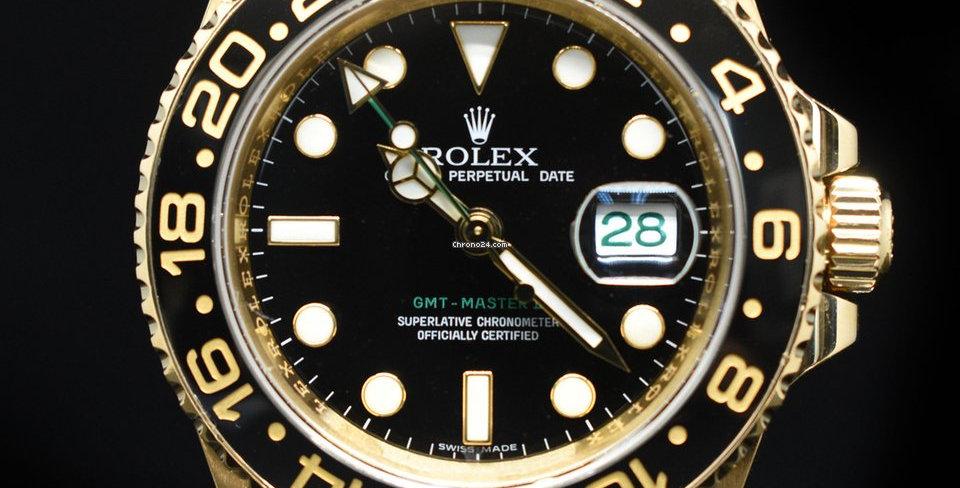 Rolex GMT-Master II 116718LN