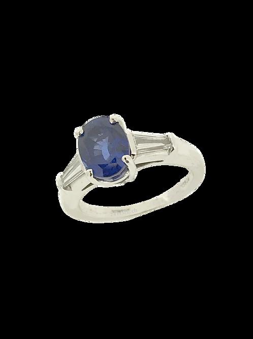 Tiffany Platinum Ring