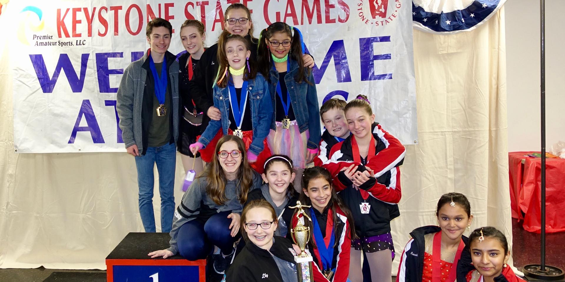 Keystone State Games - 2018