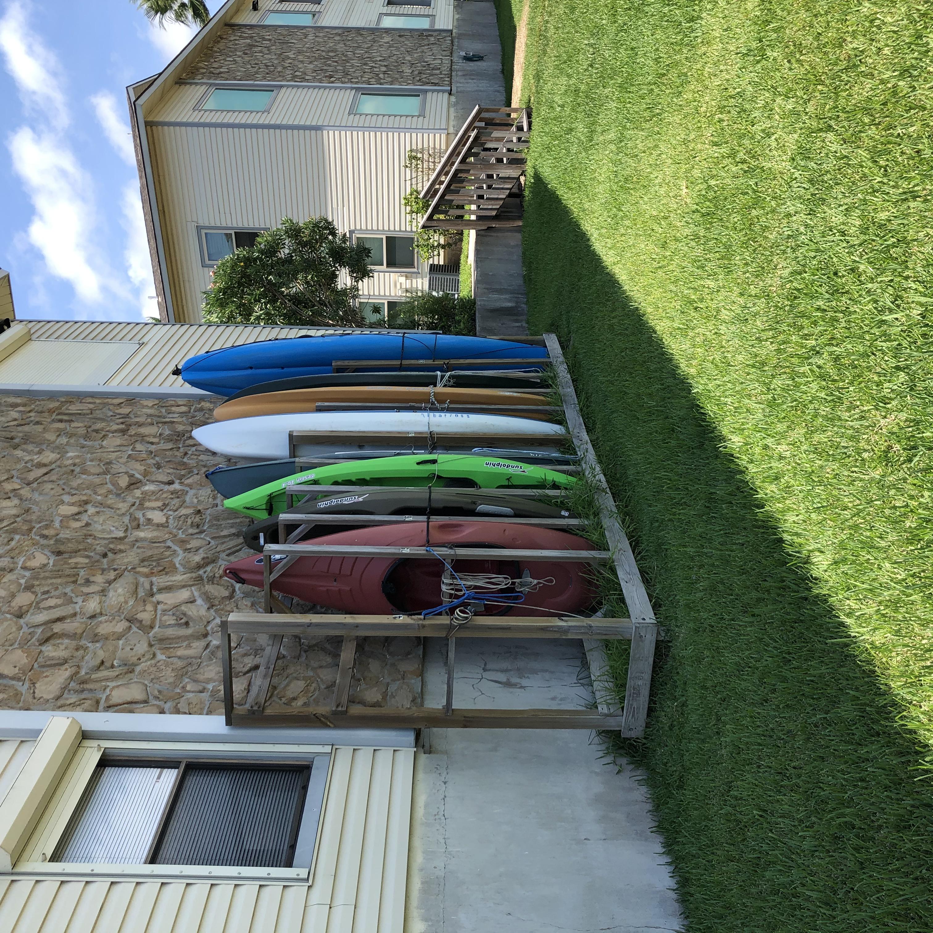 bay kayaks