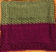 Two Colour Square