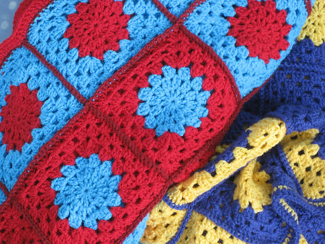 Honey and Roses Blankets