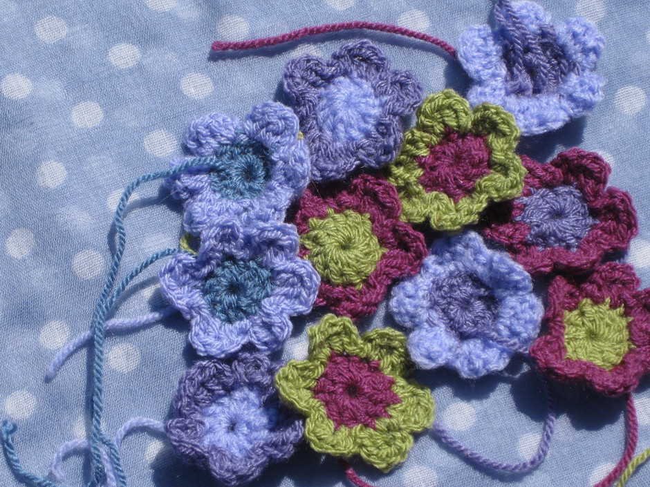 Flowers by Molly Makes