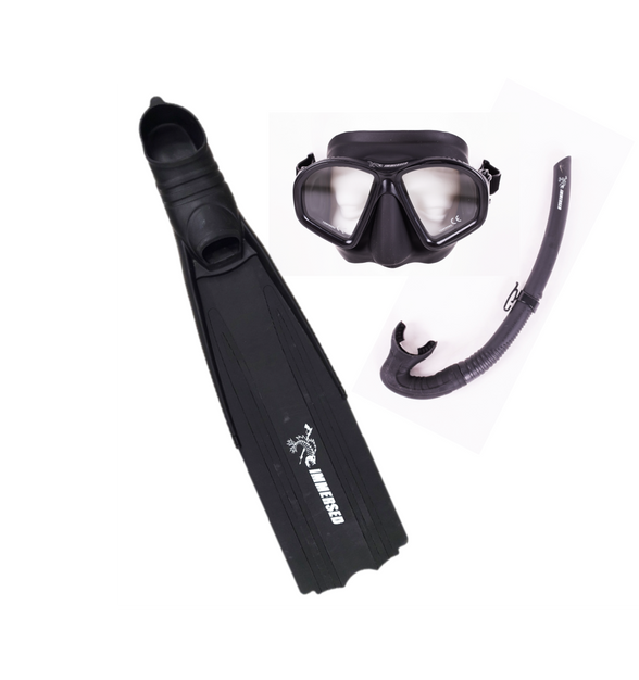 IMMERSED FREE DIVE SET