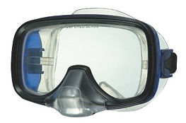 Diving mask | Pro Blue Purge