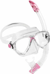 Diving Mask and Snorkel set | Cressi Marea/Gamma