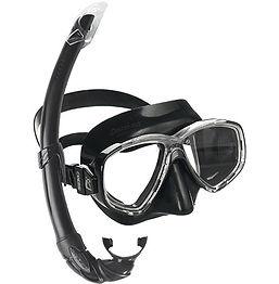 Diving Mask and Snorkel set | Cressi Perla/Mexico