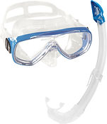 Diving Mask and Snorkel set | Cressi Onda/Mexico