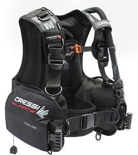Scuba Diving BCD | Cressi Quartz