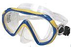 Junior snorkeling mask, snorkel and fin set | Immersed junior waterborne