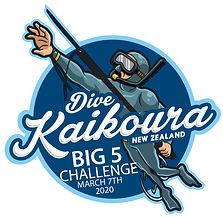 Cressi sponsored events NZ | Dive Kaikoura Big 5 2020